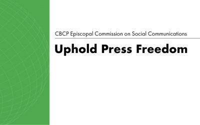 Uphold Press Freedom