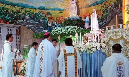 Reflections on the consecration of the  Philippines to the Immaculate Heart of Mary