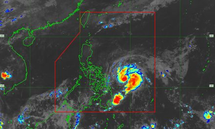 Albay parishes told to brace for storm 'Ambo'