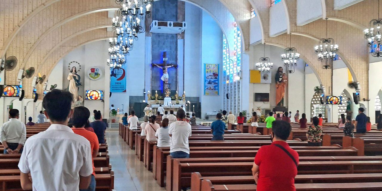 Many afraid to attend Mass due to coronavirus, archbishop says
