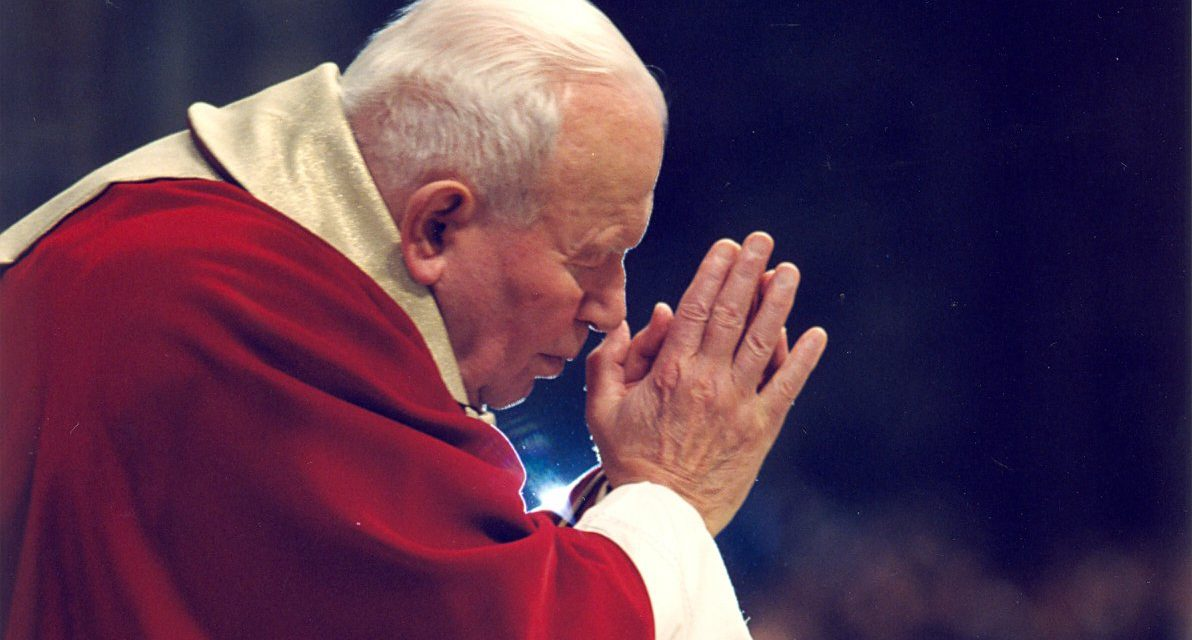 Pope Francis: St. John Paul II is remembered with 'affection and gratitude'