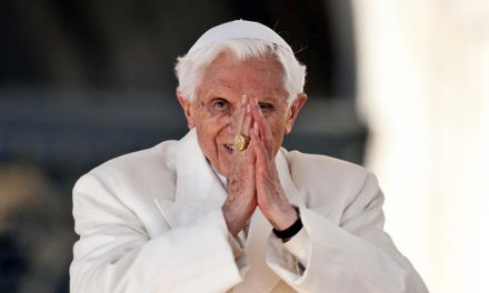 In new biography, Benedict XVI laments modern 'anti-Christian creed'