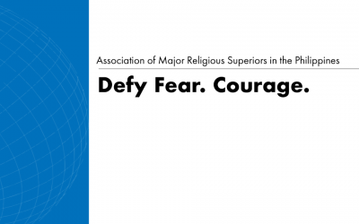 Defy fear. Courage.