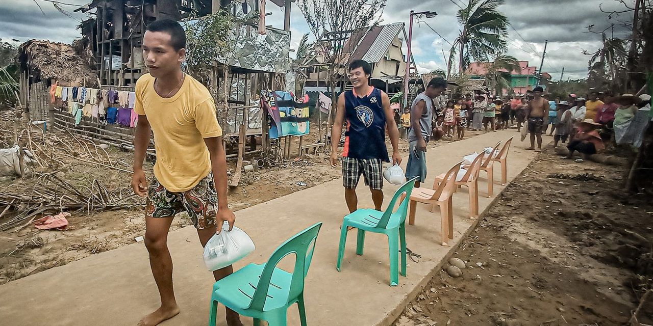 Caritas launches typhoon appeal as funds run out