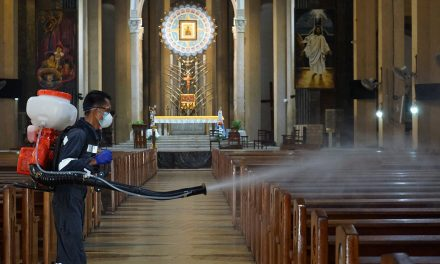 Coronavirus lockdown hits church finances