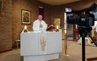 'Dial-a-Mass' service is a godsend for Catholics without internet
