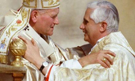 Benedict XVI hails John Paul II as 'liberating restorer' of Church