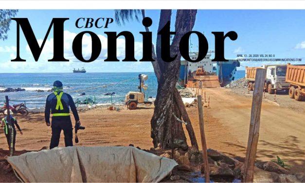 CBCP Monitor Vol 24 No 8