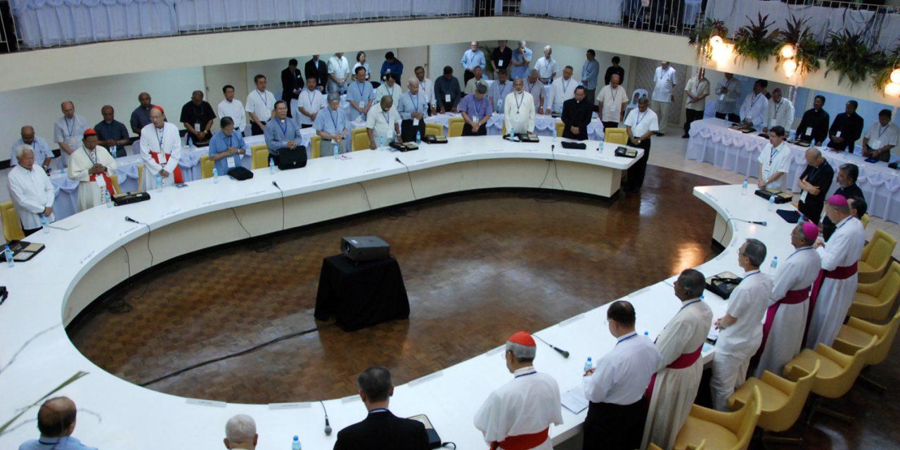 Asian Catholic bishops postpone major gathering due to pandemic