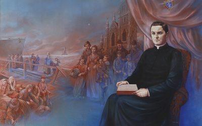 Knights of Columbus creating Fr. Michael McGivney pilgrimage center