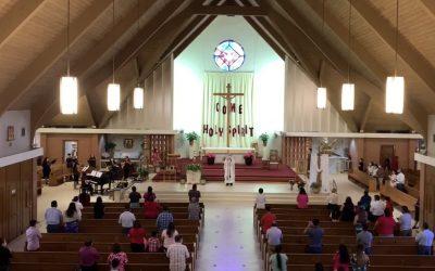 Houston parish closes again after priests test positive for coronavirus