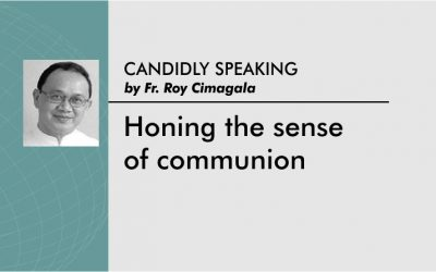Honing the sense of communion