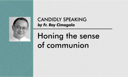 Honing the sense of communion
