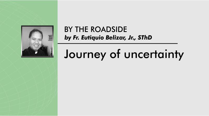 Journey of uncertainty