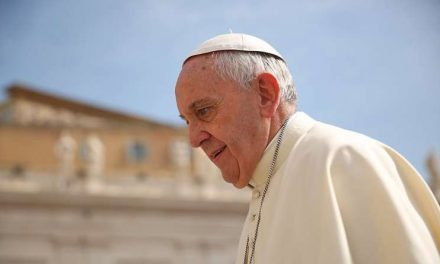 The Pope's take on transgender issues? Accept the body God gave you