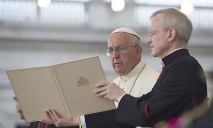 The first encyclical wholly from Francis overturns expectations