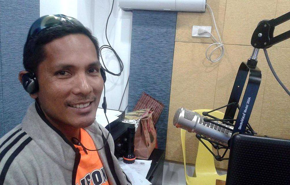 Dumaguete bishop condemns killing radio anchor