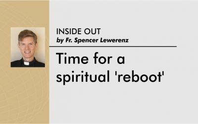 Time for a spiritual 'reboot'