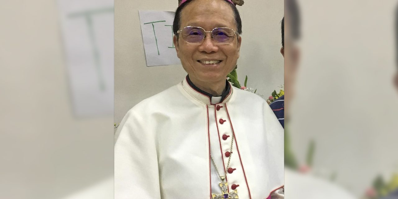 Pope Francis appoints new archbishop for Taiwan's capital