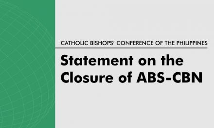 CBCP Statement on the closure of ABS-CBN