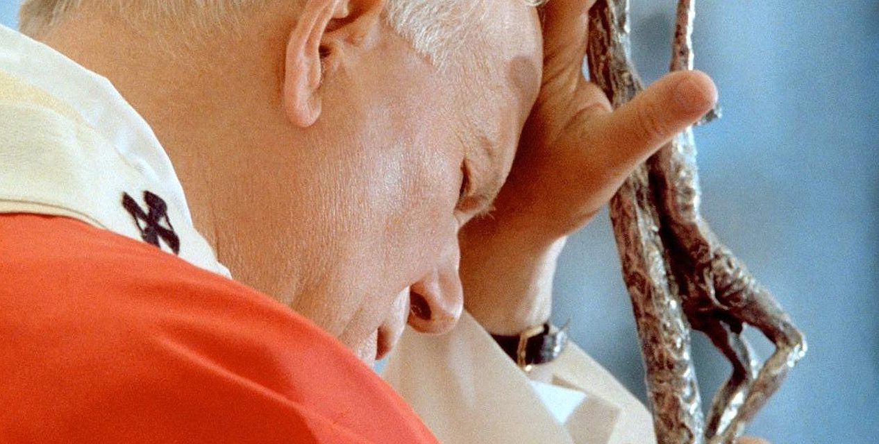 Full text: Benedict XVI's letter marking St. John Paul II's birth centenary