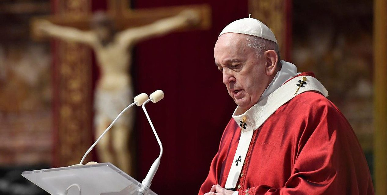 Full text: Pope Francis' homily on Pentecost Sunday
