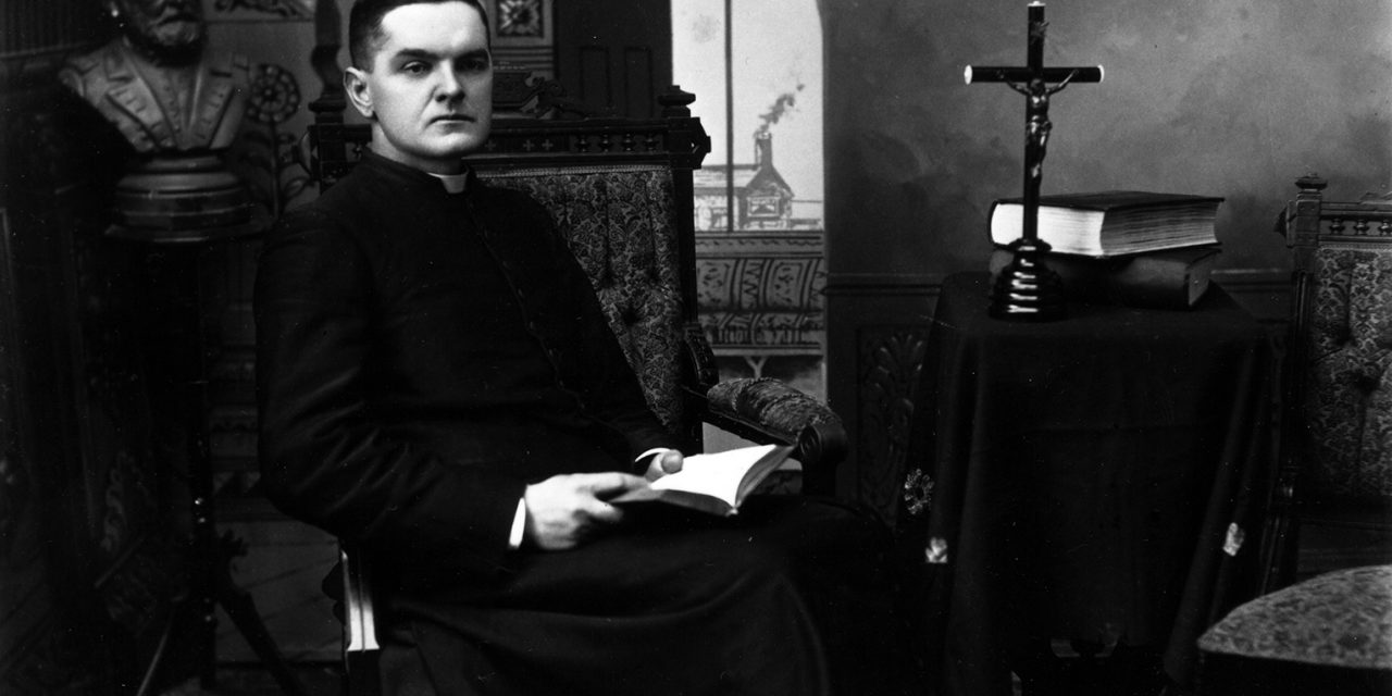 Ahead of beatification, priests reflect on McGivney's priesthood, and the miracle he prayed for