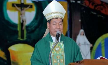 Pope appoints new archbishop of Cagayan de Oro
