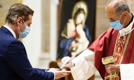 Diocese of Rome offers priests free COVID-19 antibody tests