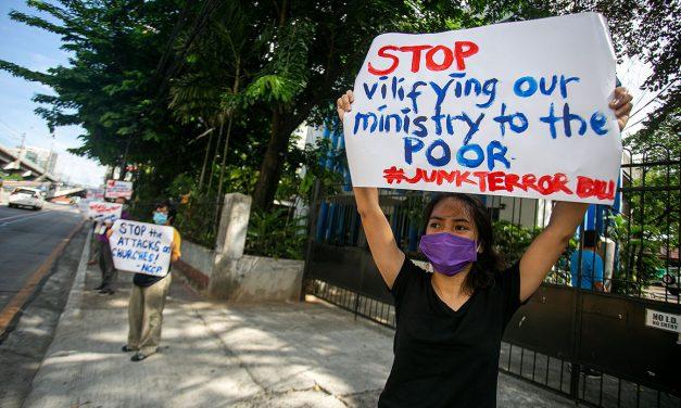 New anti-terror bill will fuel 'tyranny', says Caritas Philippines