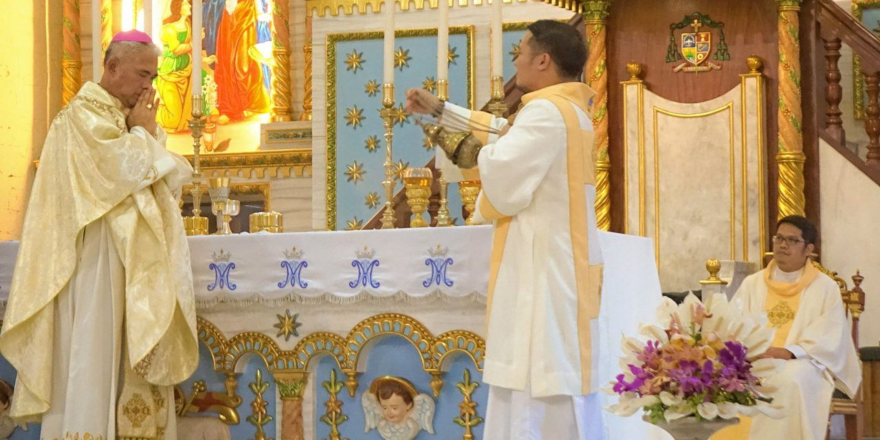 Countdown to 500th anniv of PH 'First Easter Mass' starts in Maasin diocese