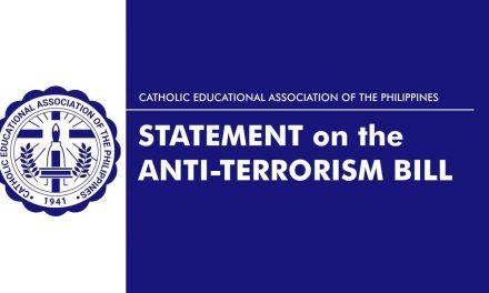 CEAP Statement on the Anti-Terrorism Bill
