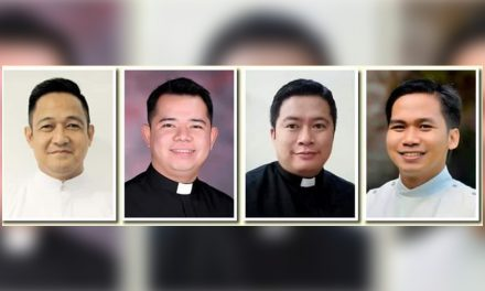Pope taps 4 Filipino priests as new 'missionaries of mercy'