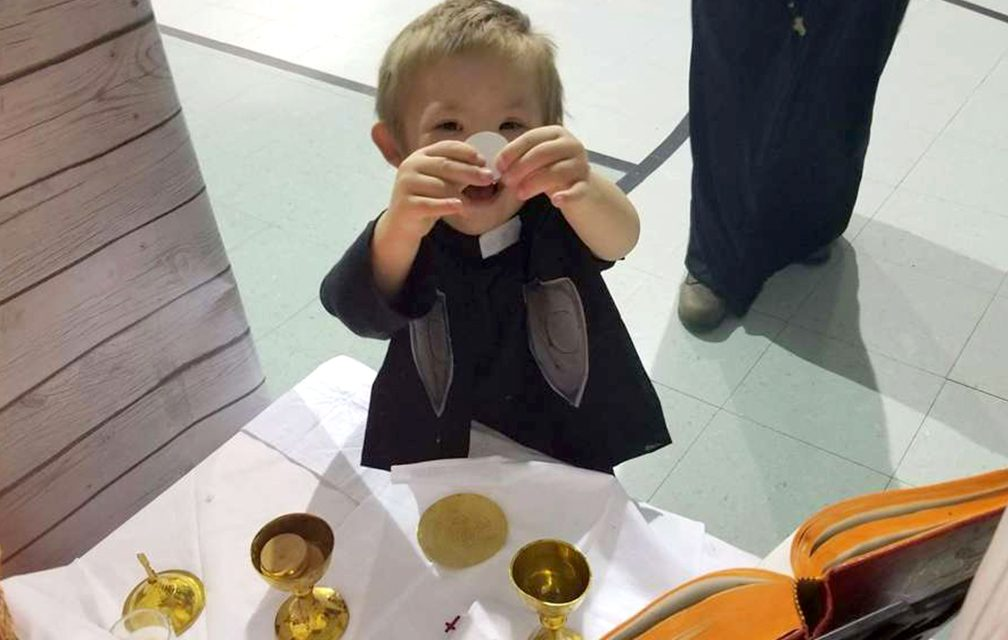 'Let Michael be the miracle' – The baby healed through Fr. McGivney's prayers