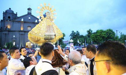 Covid-19 tones down traditional Peñafrancia festivities