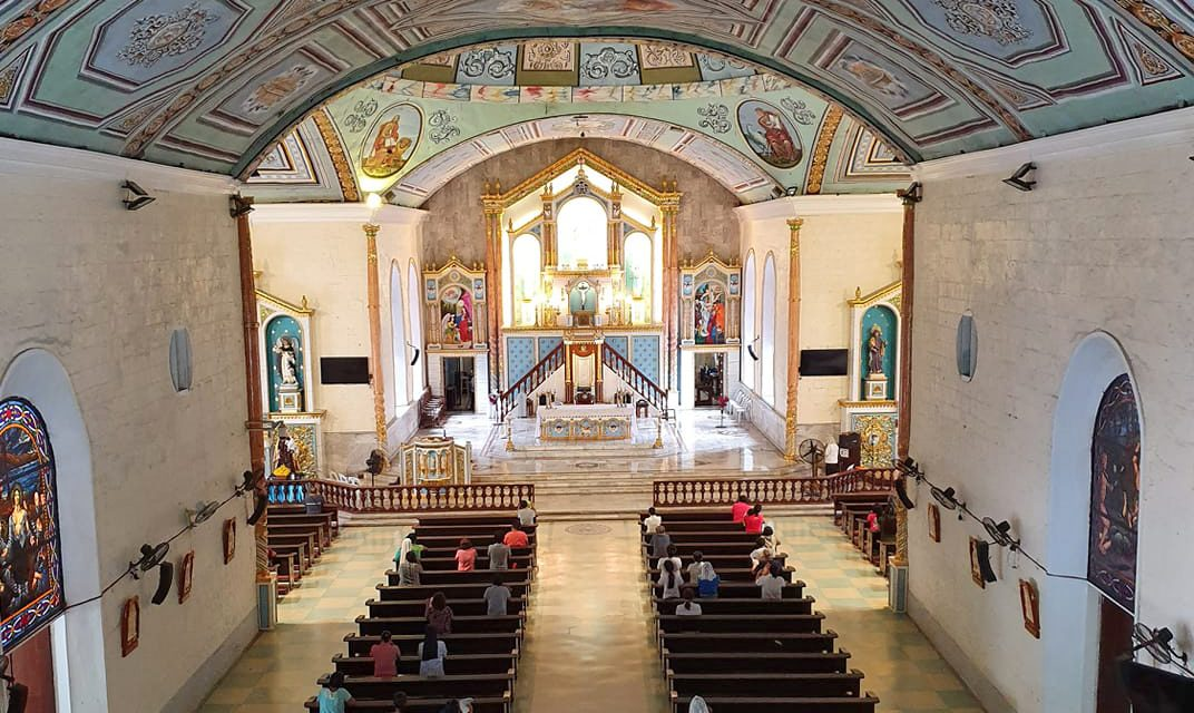 Maasin's Our Lady of the Assumption Cathedral declared diocesan shrine