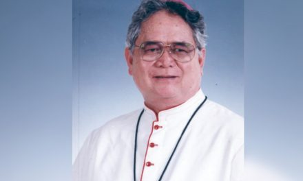 Ozamiz's first archbishop dies