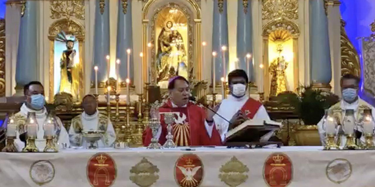 Laoag diocese marks coronation anniversary of 'Apo Badoc'