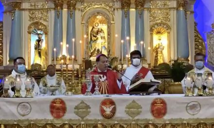 Laoag diocese marks coronation anniversary of 'Apo Badoc'