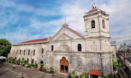 5 employees of Cebu's Sto. Niño basilica Covid-19 positive