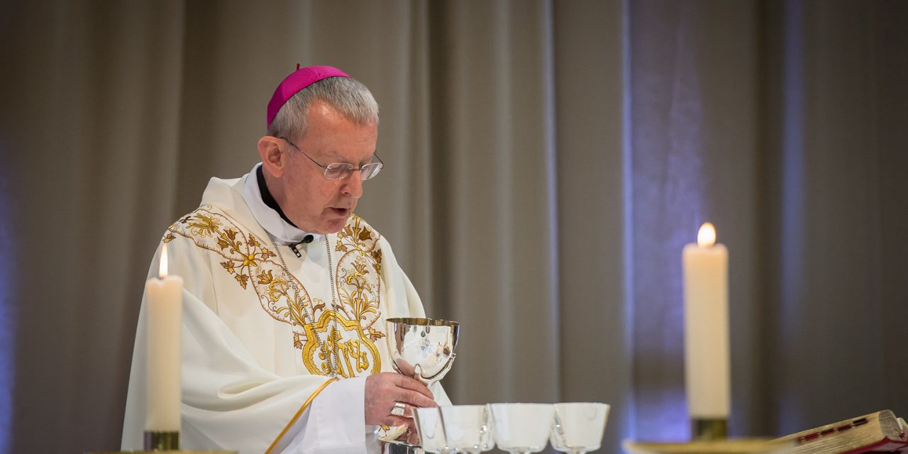 Bishop says UK must 'safeguard fundamental freedoms' in Hong Kong