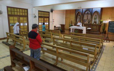 Gov't allows 50% church capacity in MGCQ areas