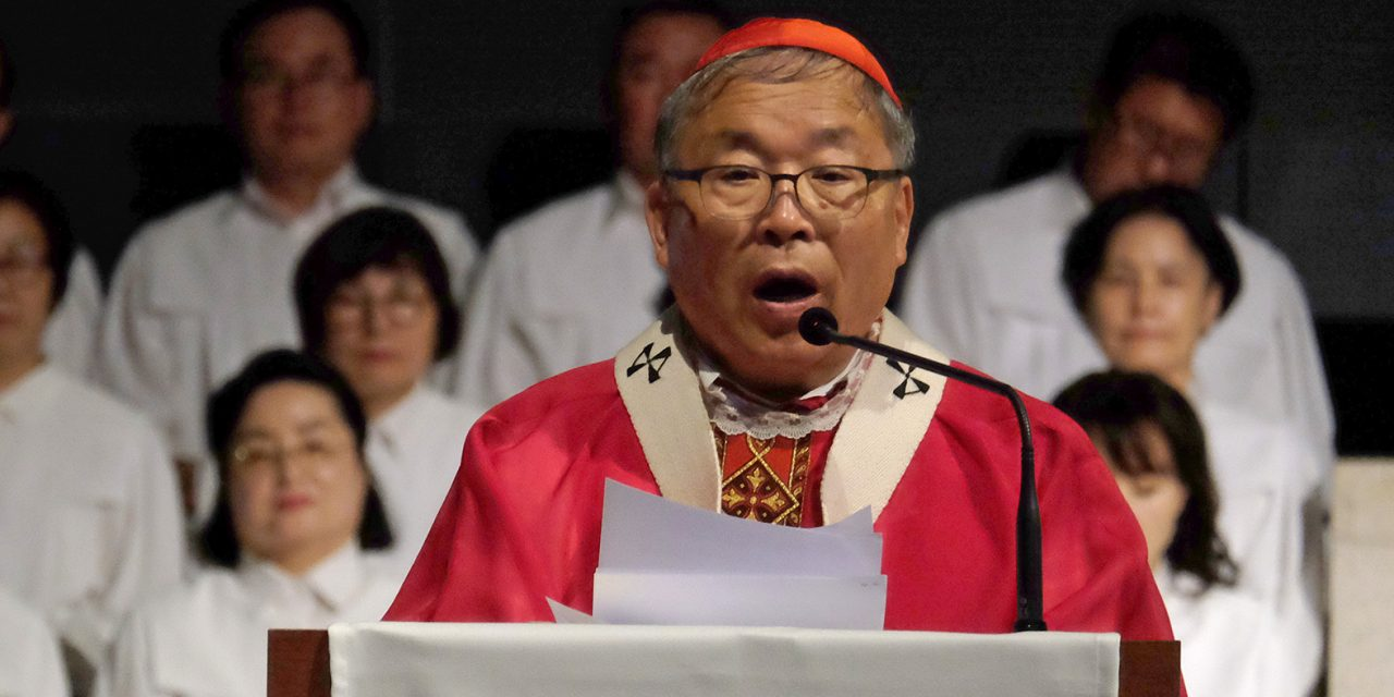 Catholics pray for reconciliation on 70th anniversary of the Korean War