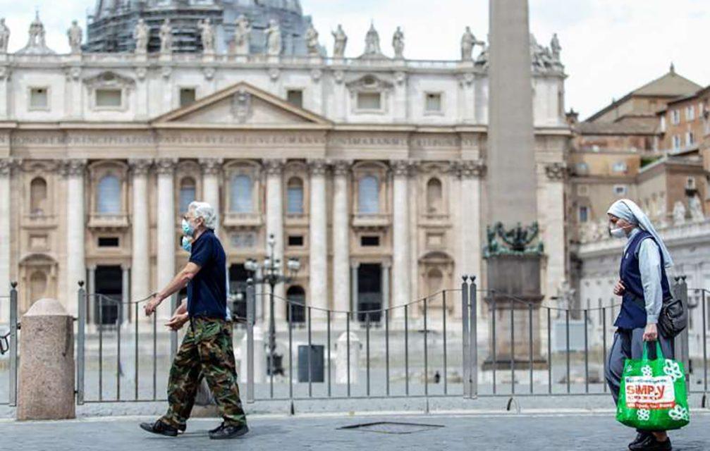 Vatican: No active coronavirus cases among employees