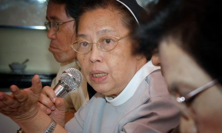 Don't blame rape victims, says nun