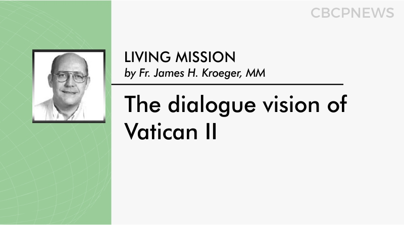 The dialogue vision of Vatican II