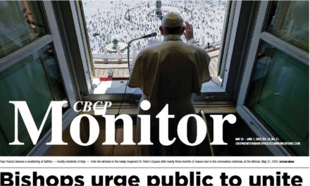 CBCP Monitor Vol 24 No 11