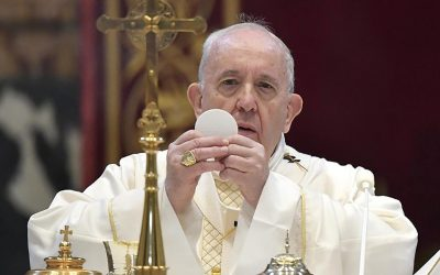 Full Text: Pope Francis' Corpus Christi homily