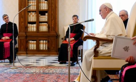 Pope Francis: We cannot remain silent as planet is plundered