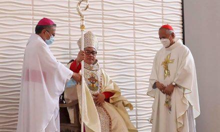 New Jolo bishop installed